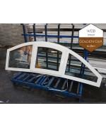 Bogen Sonderfenster 2360x750 Golden Oak 1-Seitig