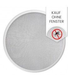Insektenschutz Fliegengitter für Rundfenster - zum vorhandenen Fenster bestellen