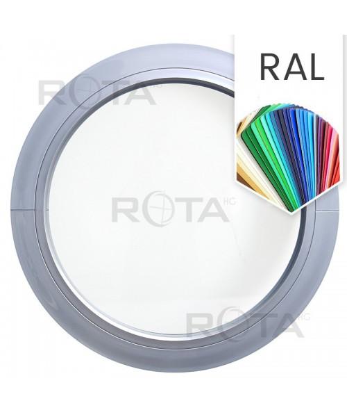 Rundfenster Fest RAL Farben