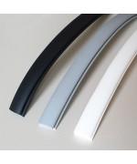 Flexibler PVC Verbinder für Abdeckprofile
